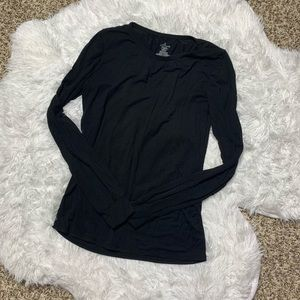 Cuddl Duds Black Size Small